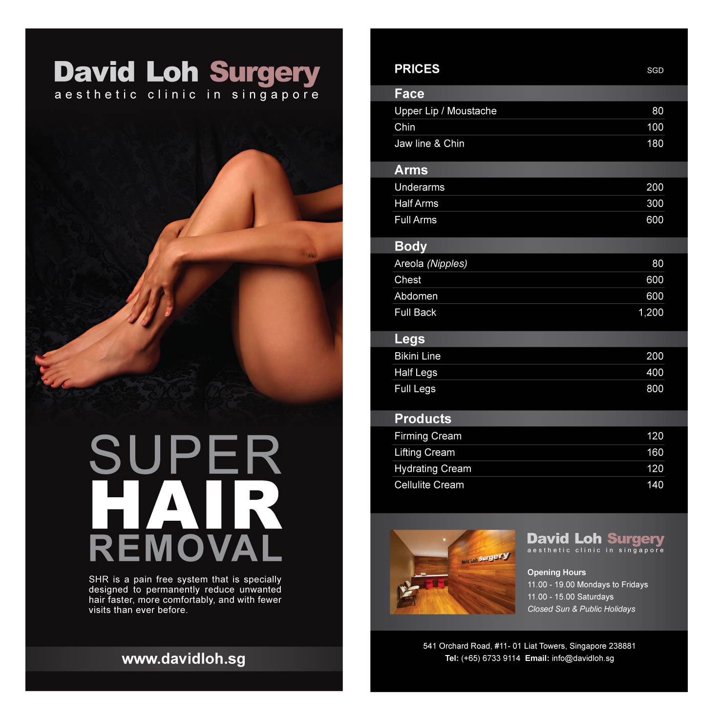 Hair removal reviewed and ranked - Dr